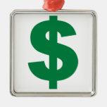American Dollar Ornament