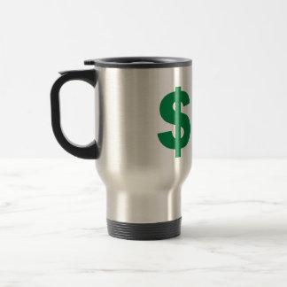 American Dollars Travel Mug