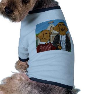 American Doxic Dog Tee Shirt