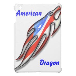 American Dragon I-Pad Case Cover For The iPad Mini