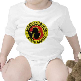 American Dragon Kenpo Karate T-shirts