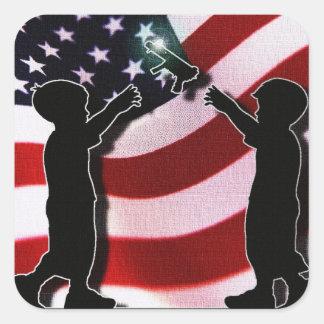 American Dream? Sticker Sheet