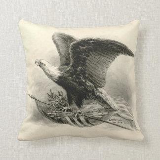 American Eagle 1898 Pillow