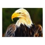 """American Eagle 5"""" X 7"""" Invitation Card"""