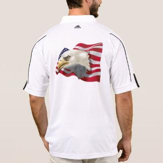 American Eagle Adidas Polo Shirt