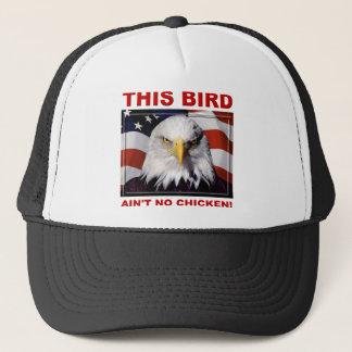 American Eagle Ain't No Chicken Ball Cap Trucker