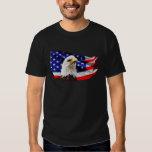 American Eagle American Flag Shirt for Men, Women