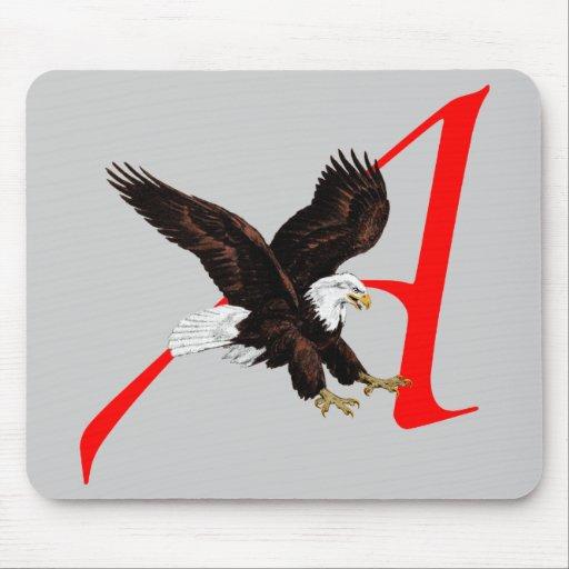 American Eagle ateo Mousepad Alfombrilla De Ratón