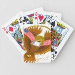American Eagle Bicycle Card Decks