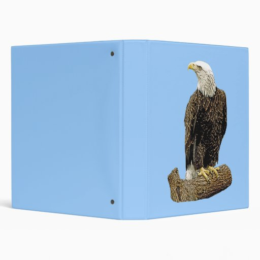 American Eagle Binder
