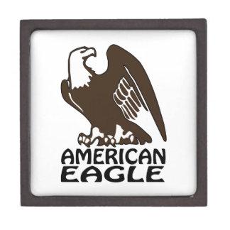 American Eagle Caja De Regalo De Calidad