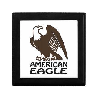 American Eagle Caja De Recuerdo