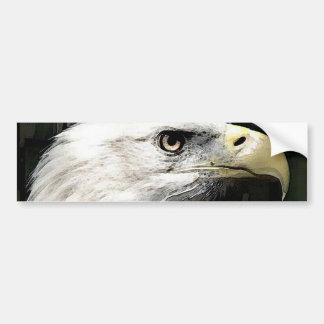 American Eagle Pegatina De Parachoque