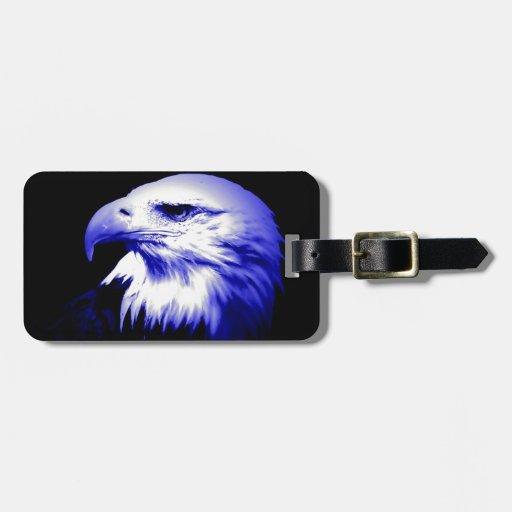 American Eagle calvo Etiquetas Para Equipaje