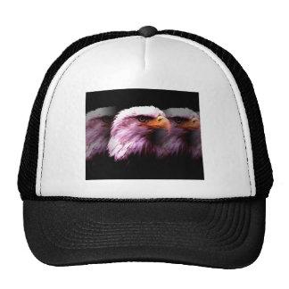 American Eagle calvo Gorros Bordados
