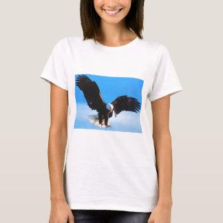 American Eagle calvo Playera
