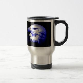 American Eagle calvo Taza