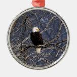 American Eagle Christmas Ornaments