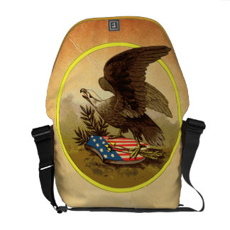 American Eagle Courier Bag