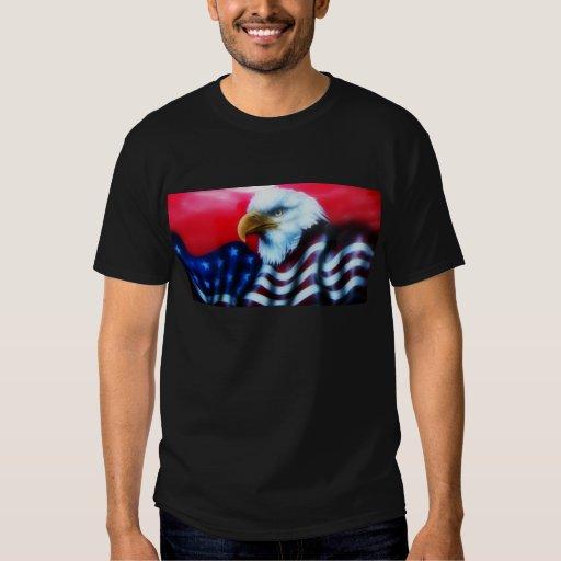 American Eagle Dark Shirt