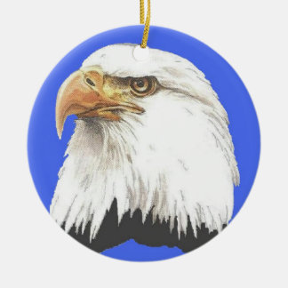 American Eagle Dated Ornament