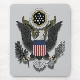 American Eagle E Pluribus Unum Alfombrilla De Ratones