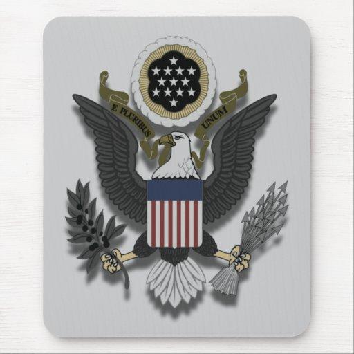 American Eagle: E Pluribus Unum Mousepads