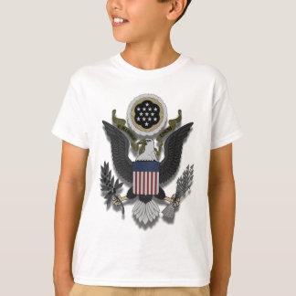 American Eagle E Pluribus Unum Playera