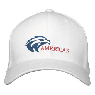 AMERICAN Eagle Embroidered Cap
