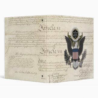 American Eagle en la constitución