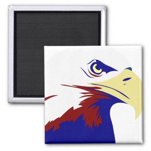 American Eagle estilizado Iman