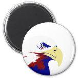American Eagle estilizado Imán Para Frigorífico