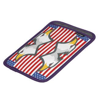 American Eagle Flag iPad Mini Sleeve