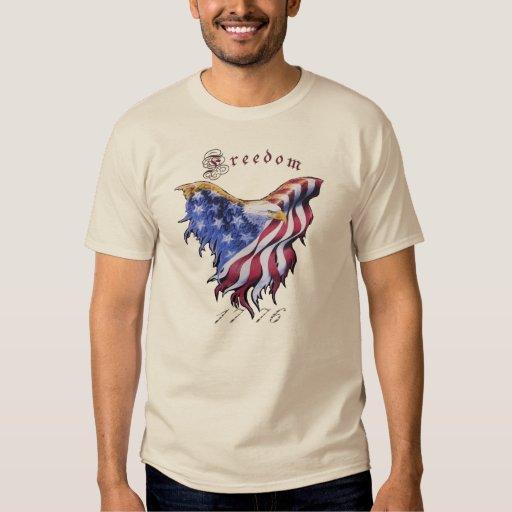 American Eagle, Freedom Basic T-Shirt (Colors)