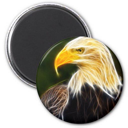 American Eagle Fridge Magnets