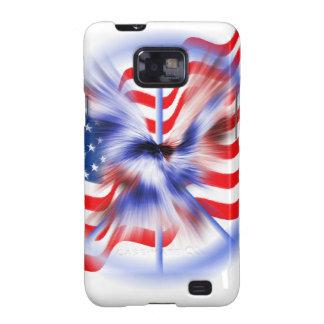 American Eagle Galaxy SII Funda
