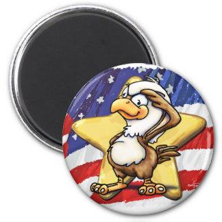 American Eagle Imán Para Frigorifico