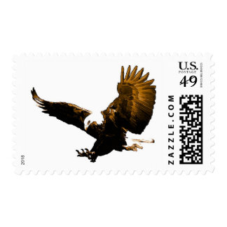 American Eagle in Flight Postage