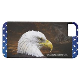 American Eagle iPhone 5 Case USA Flag