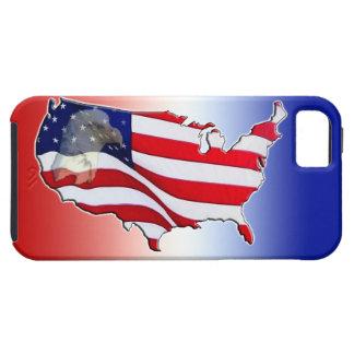 American Eagle iPhone Cases Patriotic iPhone 5 iPhone SE/5/5s Case