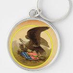 American Eagle Key Chains