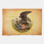 American Eagle Kitchen Towel