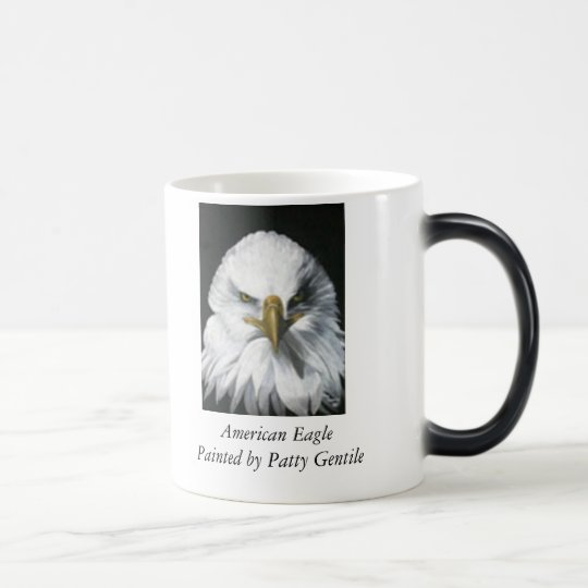 American Eagle Magic Mug