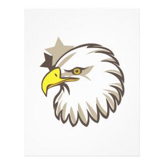American Eagle Membrete Personalizado