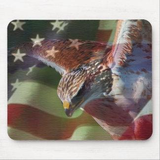 American Eagle Mouse Mat