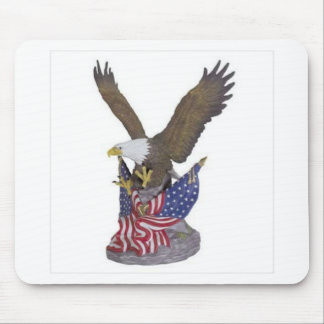 american eagle mouse pad