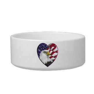 American Eagle n Flag Bowl