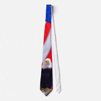 American Eagle Neck Tie