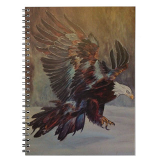 American eagle notebook