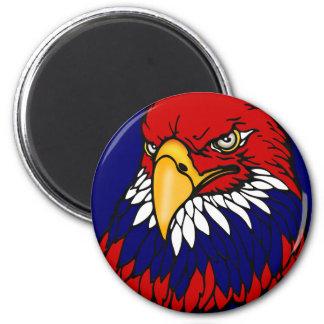 American Eagle patriótico Imanes De Nevera